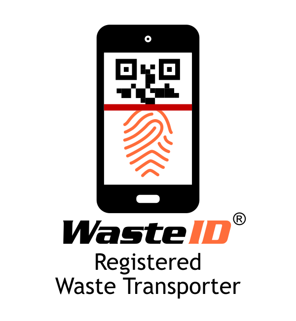 WasteID Registered Waste Transporter